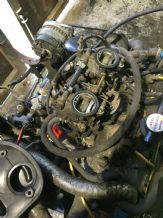 peugeot 205 1.4 gt xy engine and twin carbs complete with all ancillaries